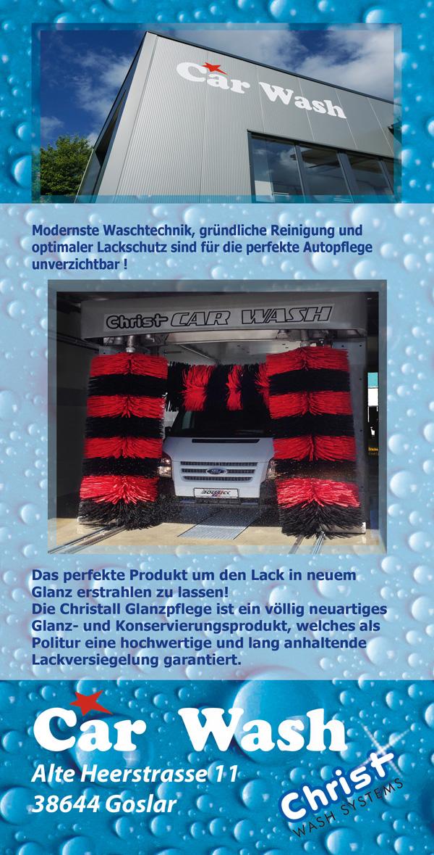 waschanlage goslar auch f r transporter autohaus bolluck goslar wernigerode ford mazda. Black Bedroom Furniture Sets. Home Design Ideas